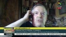 teleSUR Noticias: Alerta amarilla en la región de La Araucanía chilena