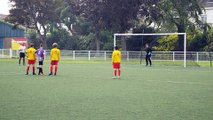 Championnat pré D1 U15.  LOMME - LAMBERSART : 1 - 5  (1-0)