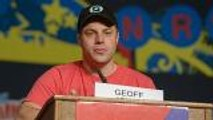 Geoff Johns Leaves DC Entertainment for Writer-Producer Deal With Warner Bros. & DC | THR News