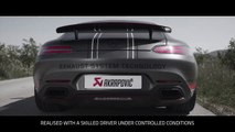 Watch and hear #Mercedes-AMG GT S reach extreme levels of auditory excitement and enhanced performance, all thanks to a perfectly sculpted #Akrapovic exhaust ma