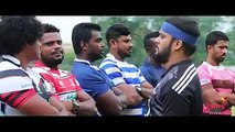 Watch the action as Dino Corera and Gehan Blok take on the greatest Rugby players of all time – the captains of Dialog Club Rugby 7's! Rugby is definitely not a