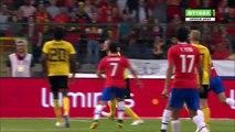 All Events International  Friendly 11.06.2018 Belgium 4-1 Costa Rica