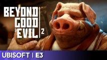 Beyond Good & Evil 2 Gameplay And Stage Presentation   Ubisoft E3 2018