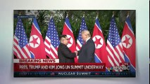 9:00 PM - United States & North Korea: Nuclear Summit | MSNBC 6/11/18 - [Part 2]