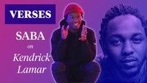 "Saba on Kendrick Lamar's ""The Heart Pt. 2"""