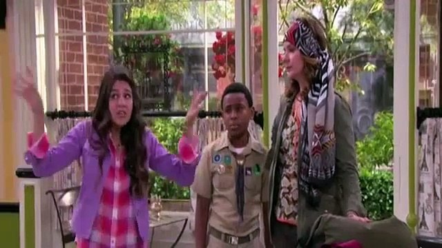 The Haunted Hathaways S01E14 Haunted Camping