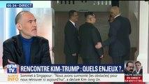 """Rencontre Kim-Trump: """"Le nucléaire nord-coréen donne à Kim Jong-un une prime à la force"""" (François Durpaire)"""