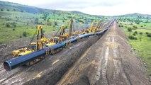 Doğu ile Batı Arasında Enerji Köprüsü Kuracak! Asrın Projesi TANAP Bugün Açılıyor