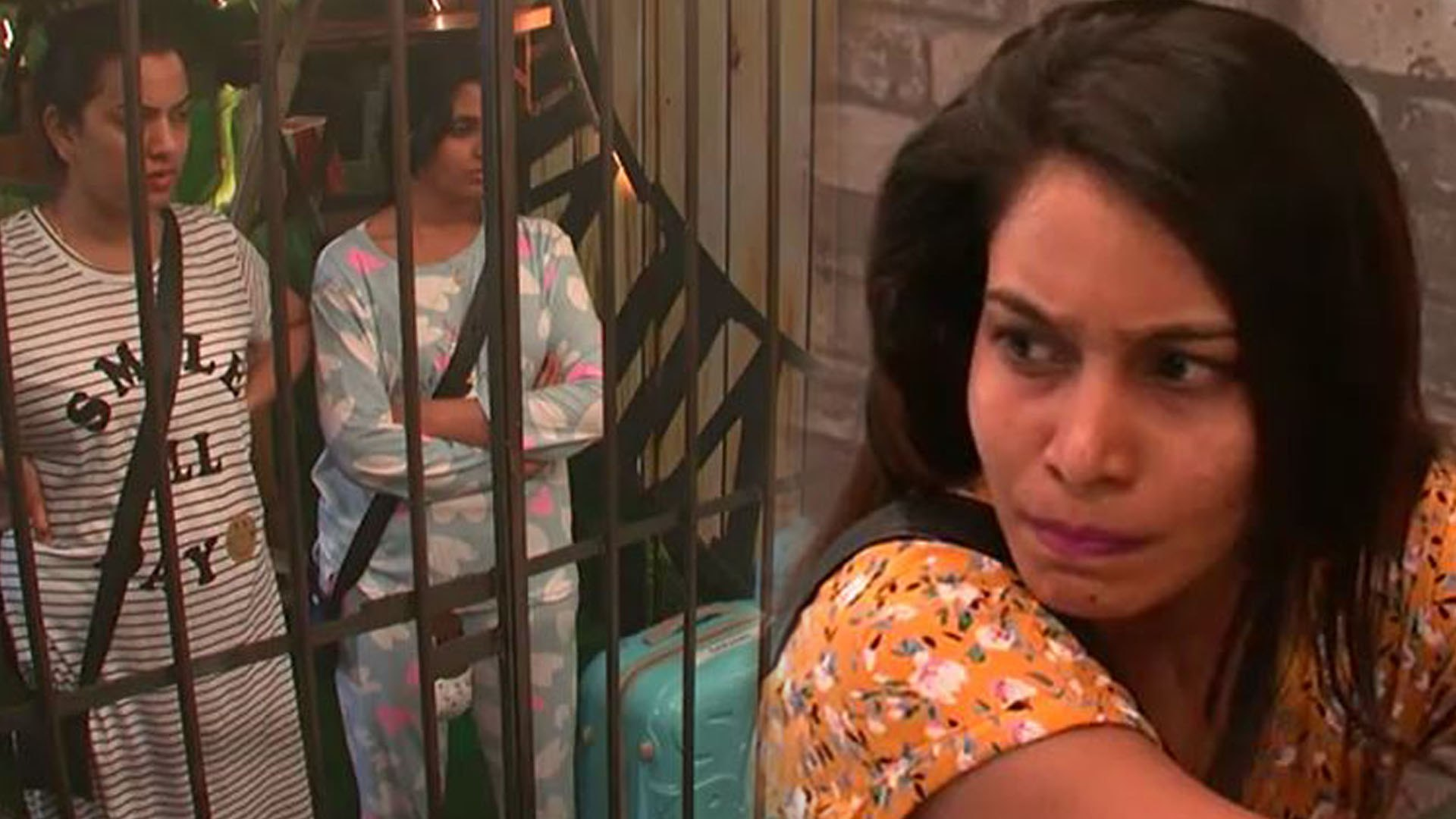 Bigg Boss 2 Telugu : Common Celebrity Sanjana Anne Quarrel With Other Celebrities
