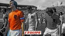 Le jour où Cruyff a défié Adidas - Foot - Les petites histoires de la Coupe du monde (5/7)