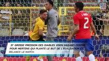 Belgique - Costa Rica (4-1): les Diables terminent leur préparation en beauté
