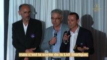 Trophées LNH: Le discours de Patrice Canayer