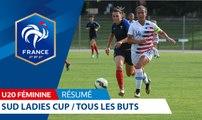 U20 Féminine : Ladies Cup - Tous les buts I FFF 2018
