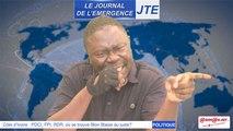 JTE - Soutien d'Eric Bailly aux comédiens Ivoiriens, Gbi de fer lui tire son chapeau