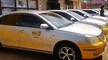#MoMoNyabo rides in Fort Portal town at the MTN Service Center Mpanga.  Have you loaded airtime today? Use #MTNMoMo.