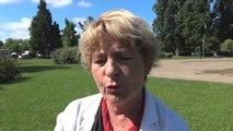 Marie Guïte Dufay engage la Région BFC sur le contournement sud d'Auxerre