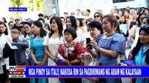 #PTVNEWS: Mga Pinoy sa Italy, nakiisa rin sa pagdiriwang ng Araw ng Kalayaan