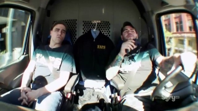 Ghost Hunters S07E18 Roasts and Ghosts