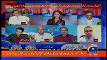 Hot Debate between Shehzad Chaudhry and Hafizullah Niazi