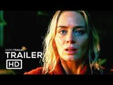 A QUIET PLACE Official Final Trailer (2018) Emily Blunt Horror Movie HD