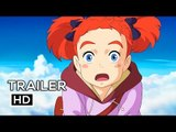 MARY AND THE WITCH'S FLOWER Official Trailer (2018) Kate Winslet Animated Movie HD