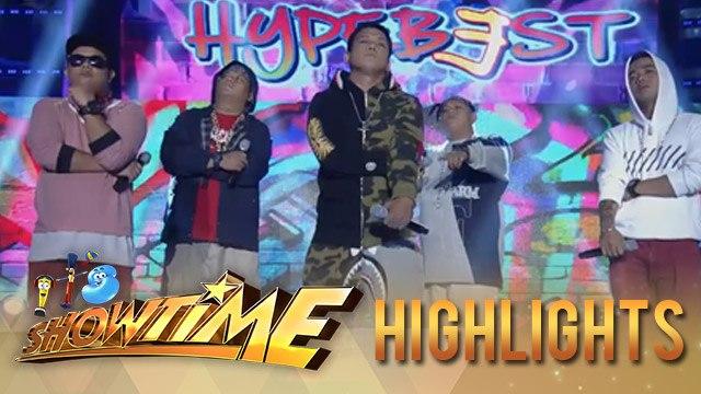 It's Showtime Hypebest: Sigaw ng Tondo wins over V.I.P.