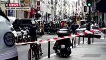 Prise d'otages en cours dans le 10e arrondissement de Paris