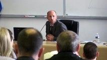 Cybersécurité : interview de Cyrille CUVILLIER (ANSSI) à l'ENSP