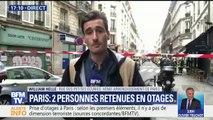 Un forcené retient des personnes en otage dans le 10e arrondissement de Paris