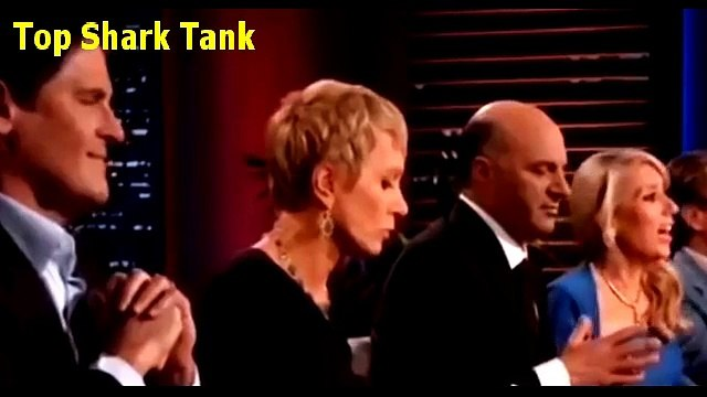 Worst Shark Tank pitche - Fairy Shoes (best of shark tank)
