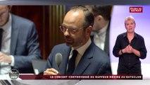 Médine : Edouard Philippe appelle à respecter la loi
