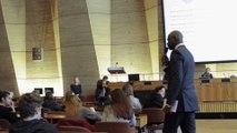 """Campus UNESCO et Sport & Démocratie """"Sport pour la paix"""" avril 2015"""