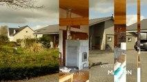 Manche - Cerisy La Foret - Maison en Bois Massif Finlandaise