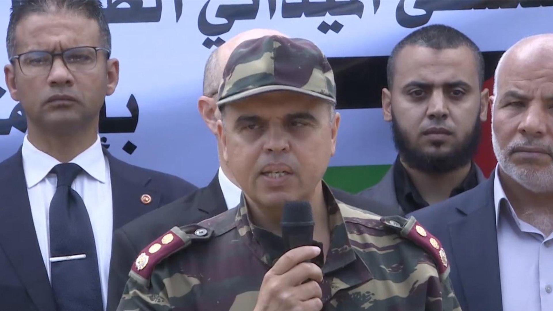 مستشفى مغربي يفتح أبوابه لأهالي غزة