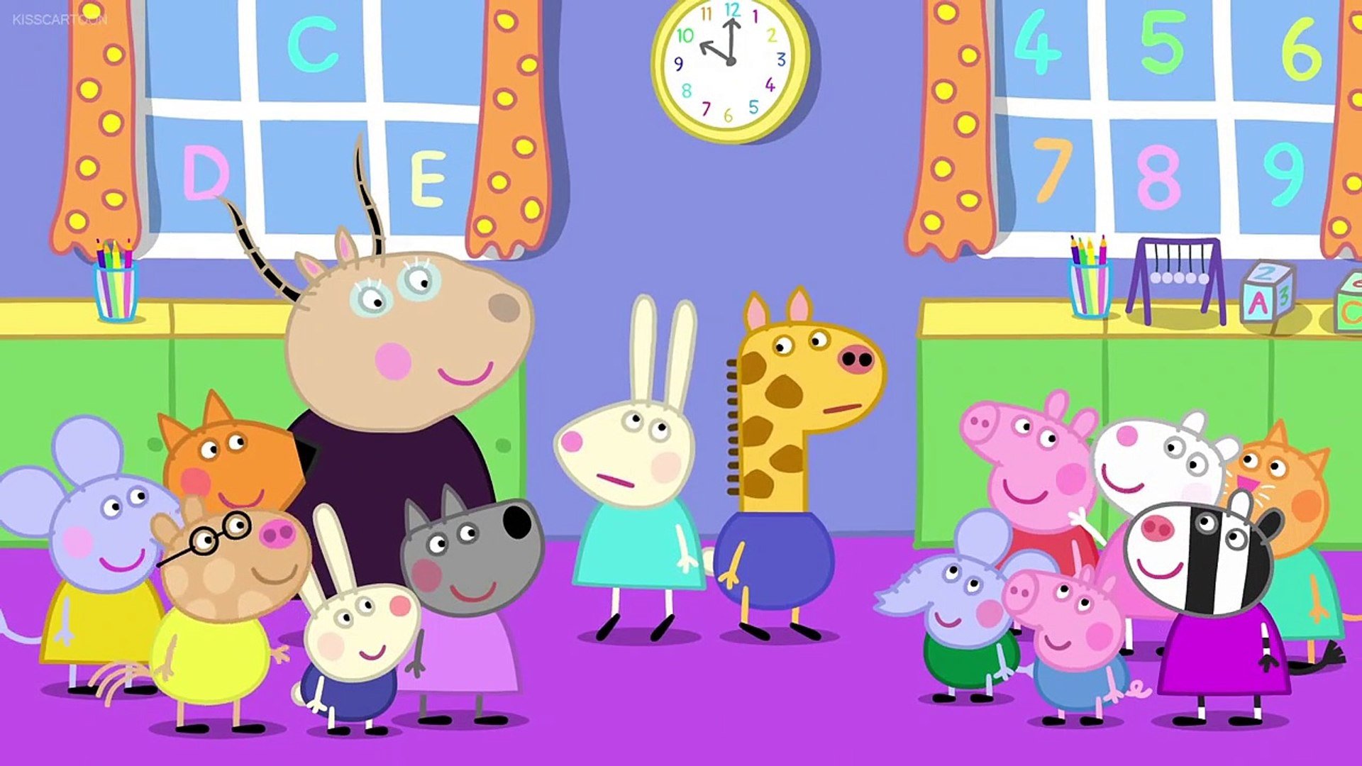 Peppa Pig Season 5 Episode 6