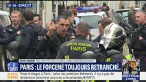 Prise d'otages à Paris: des pompiers sont prépositionnés pour pouvoir intervenir