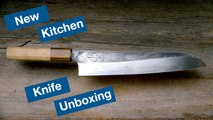 New Knife Unboxing! A Tour Of The Knives We Use    Le Gourmet TV Recipes