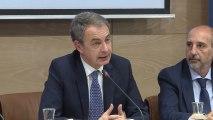 La receta de Zapatero para Cataluña: volver al Estatut anulado por el Constitucional