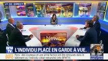 Prise d'otages à Paris: l'auteur placé en garde à vue (2/2)