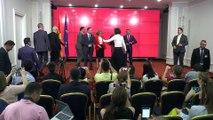 Yunanistan ve Makedonya arasında 'isim sorunu' anlaşması - ÜSKÜP