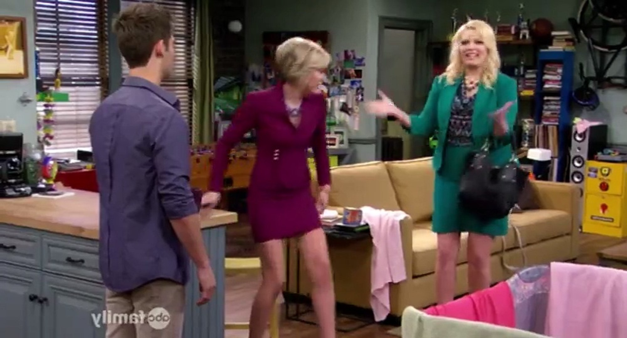 Baby Daddy S03 - Ep04 Bonnie's Unreal Estate HD Watch