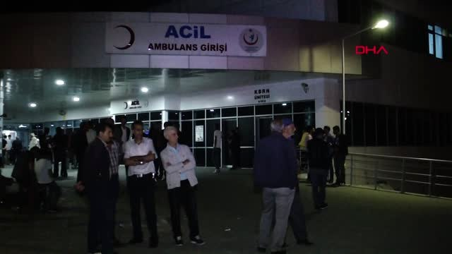 Bingöl'de Kaza Yapan Doktor Ağır Yaralandı-Hd
