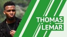 Profil - Thomas Lemar