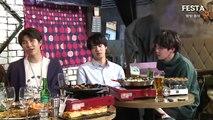 [ENG Español Indo SUB] BTS FESTA 2018 - DINNER PARTY '방탄회식' (BTS 5th Birthday)(방탄소년단) 防弾少年団