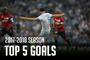 Top 5 Goals of the Season!