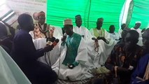 Direct u.c.a d lancement de la section u.c.a.d de l ais discours de cheikh mamour inssa diop