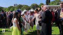 Herzogin Meghan & Prinz Harry - Dort hätten sie sich küssen können – doch es gibt nur verliebte Blicke