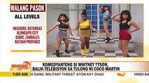 UKG: Whitney Tyson, balik-telebisyon sa tulong ni Coco Martin