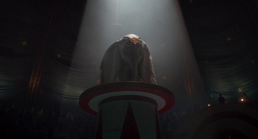Dumbo - Teaser Tráiler