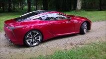 Lexus LC 500 - pure V8 sound !